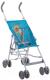 Детская прогулочная коляска Lorelli Flash Blue Hello Bear (10020431718) -