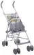 Детская прогулочная коляска Lorelli Flash Grey Car (10020431714) -