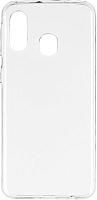 Чехол-накладка Case Better One для Galaxy A40 (прозрачный) -