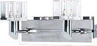 Бра Ozcan Rodos 6046-2 G9 2x40W (матовый хром) -