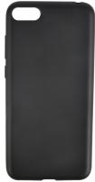 Чехол-накладка Case Deep Matte для Y5 Prime 2018 / Honor 7A (черный, матовый) -