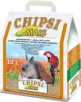 Опилки для птиц и грызунов Chipsi Mais (10л) -