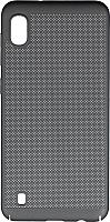 Чехол-накладка Case Matte Natty для Galaxy A10 (черный) -