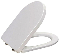 Сиденье для унитаза Sanita Luxe Next SEATSLMKW04AN (дюропласт, soft-close) -
