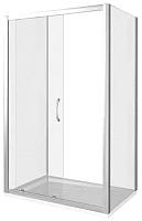 Душевой уголок Good Door Latte WTW-110-C-WE + SP-80-C-WE + SP-80-C-WE -