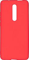 Чехол-накладка Case Matte для Redmi K20/K20 Pro / Mi 9T/Mi 9T Pro (красный, матовый) -
