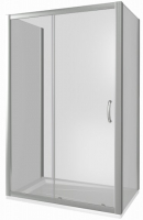 Душевой уголок Good Door Latte WTW-130-C-WE + SP-100-C-WE + SP-100-C-WE -