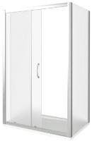 Душевой уголок Good Door Latte WTW-120-G-WE + SP-100-G-WE -