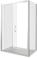 Душевой уголок Good Door Latte WTW-140-G-WE + SP-80-G-WE -