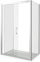 Душевой уголок Good Door WTW-140-G-WE + SP-100-G-WE -