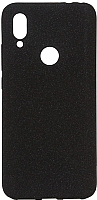 Чехол-накладка Case Rugged для Redmi Note 7 (черный, матовый) -