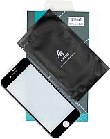Защитное стекло для телефона Case 3D Premium для iPhone 7 / 8 (черный) -