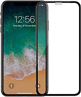 Защитное стекло для телефона Case Full Screen для iPhone XR (черный) -