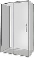 Душевой уголок Good Door Antares WTW-100-C-CH + SP-80-C-CH + SP-80-C-CH -
