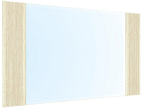 Зеркало интерьерное Заречье Диана Д9 (дуб сонома) -