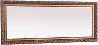 Зеркало BDC Decor S18-1223 (серебристый/бежевый) -