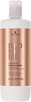 Эмульсия для окисления краски Schwarzkopf Professional BlondMe Premium Developer Oil Formula Maintaining 6% 20Vol (1л) -