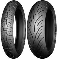 Мотошина задняя Michelin Pilot Road 4 180/55ZR17 73W TL A -