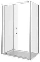 Душевой уголок Good Door Latte WTW-130-C-WE + SP-80-C-WE -