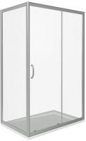 Душевой уголок Good Door Infinity WTW-110-C-CH + SP-90-C-CH -