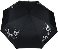 Зонт складной Капялюш 17С3-00401 (черный) -