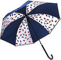 Зонт-трость Капелюш D-7 (синий) -