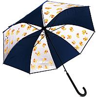 Зонт-трость Капелюш D-8 (синий) -