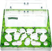Муравьиная ферма AntHouse Bio Plus (Green) -