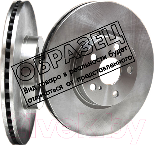 Купить Тормозной диск Trusting, DF856, Италия