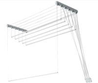 Сушилка для белья Comfort Alumin Потолочная 5 прутьев 150см (алюминий) -