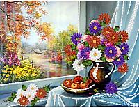 Набор для вышивания Наследие У окна / НЛ4-016 -