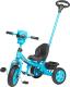 Детский велосипед Sundays SJ-SS-28 (голубой) -