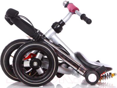 Детский велосипед с ручкой Sundays SJ-10