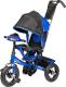 Детский велосипед Sundays SJ-BT-92 (темно-синий) -