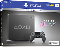 Игровая приставка Sony PS 4 1TB Special Edition CUH-2208B / PS719924401 -
