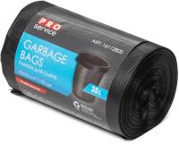Пакеты для мусора PROservice 16112800 35л (100шт, черный) -