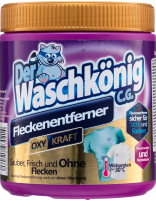 Пятновыводитель Der Waschkonig C.G. Fleckentferner Oxy Kraft (750г) -