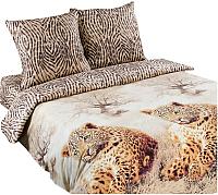 Комплект постельного белья АртПостель Леопард 904 -