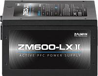 Блок питания для компьютера Zalman ZM600-LXII 600W -