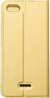 Чехол-книжка Volare Rosso Rosso Book для Redmi 6A (золото) -