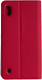Чехол-книжка Volare Rosso Book для Galaxy A10 (2019) (красный) -