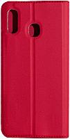 Чехол-книжка Volare Rosso Rosso Book для Galaxy A30 (2019) (красный) -