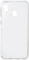 Чехол-накладка Volare Rosso Rosso Clear для Galaxy A40 (2019) (прозрачный) -