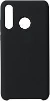 Чехол-накладка Volare Rosso Rosso Suede для P30 Lite (черный) -
