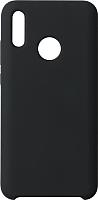 Чехол-накладка Volare Rosso Rosso Suede для Honor 10 Lite / P Smart 2019 (черный) -