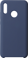 Чехол-накладка Volare Rosso Rosso Suede для Honor 10 Lite / P Smart 2019 (синий) -