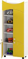 Мебель для игровой комнаты Славянская столица ДУ-СМ21 (белый/желтый) -