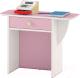 Стол для детского сада Славянская столица ДУ-СМ27 (белый/розовый) -