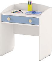 Стол для детского сада Славянская столица ДУ-СИ13 (белый/синий) -