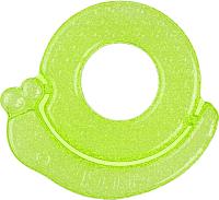 Прорезыватель для зубов BabyOno Улитка / 1014 (зеленый) -
